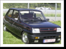 Classic-Tax® Renault R5 Alpine turbo