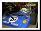 Classic-Tax® Matra MS 120 C 1970