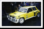 Classic-Tax® Renault R5 Turbo